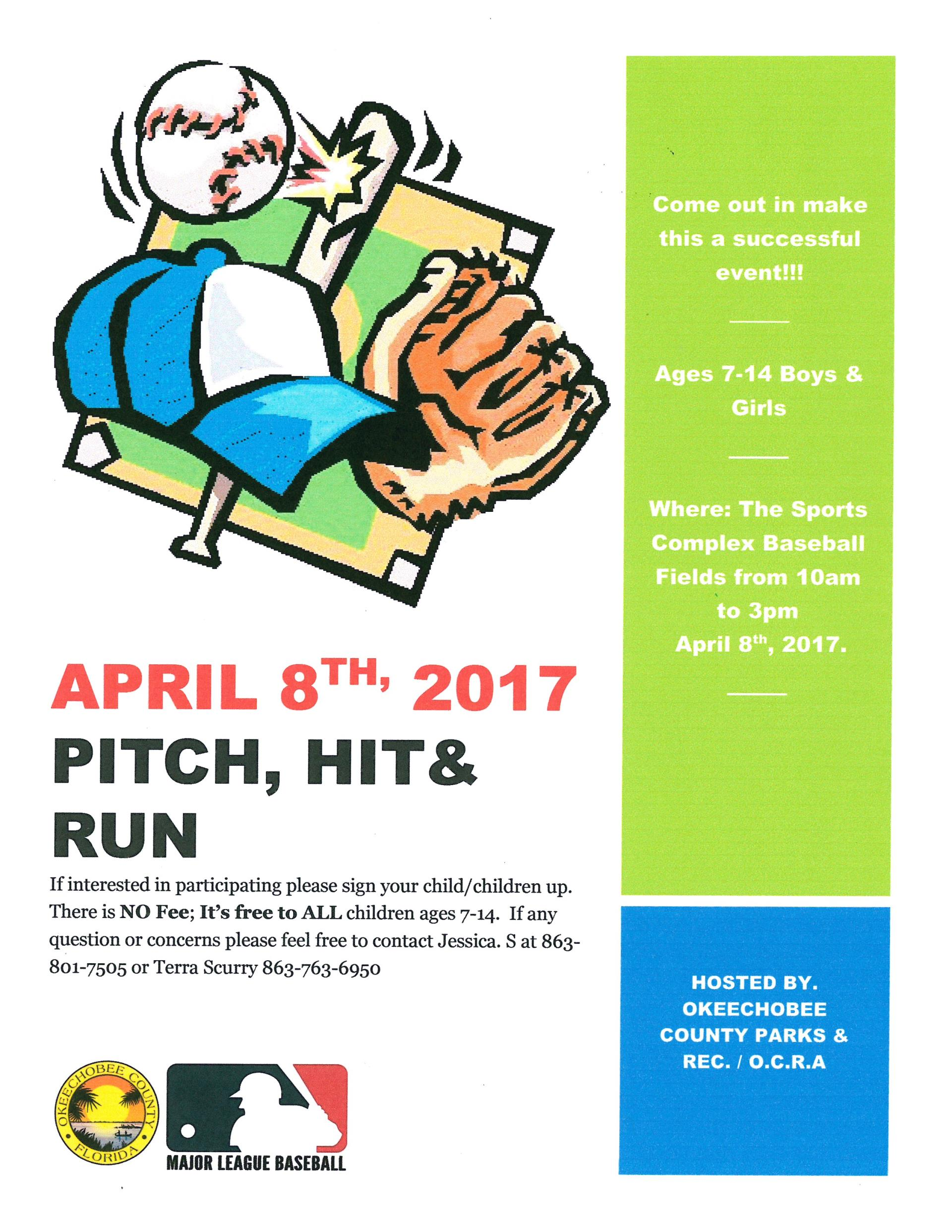 Pitch, Hit & Run 2017