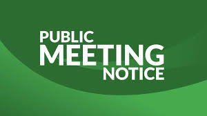 Public Meeting Notice (2)