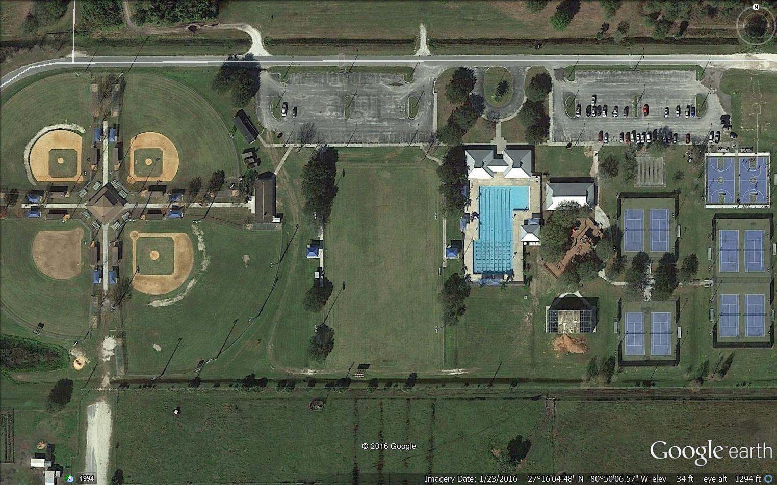 Sports Complex Aerial (00011033xE13A3)